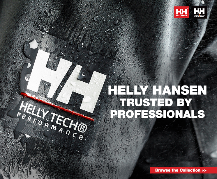 Helly Hansen - Trusted by professionals!